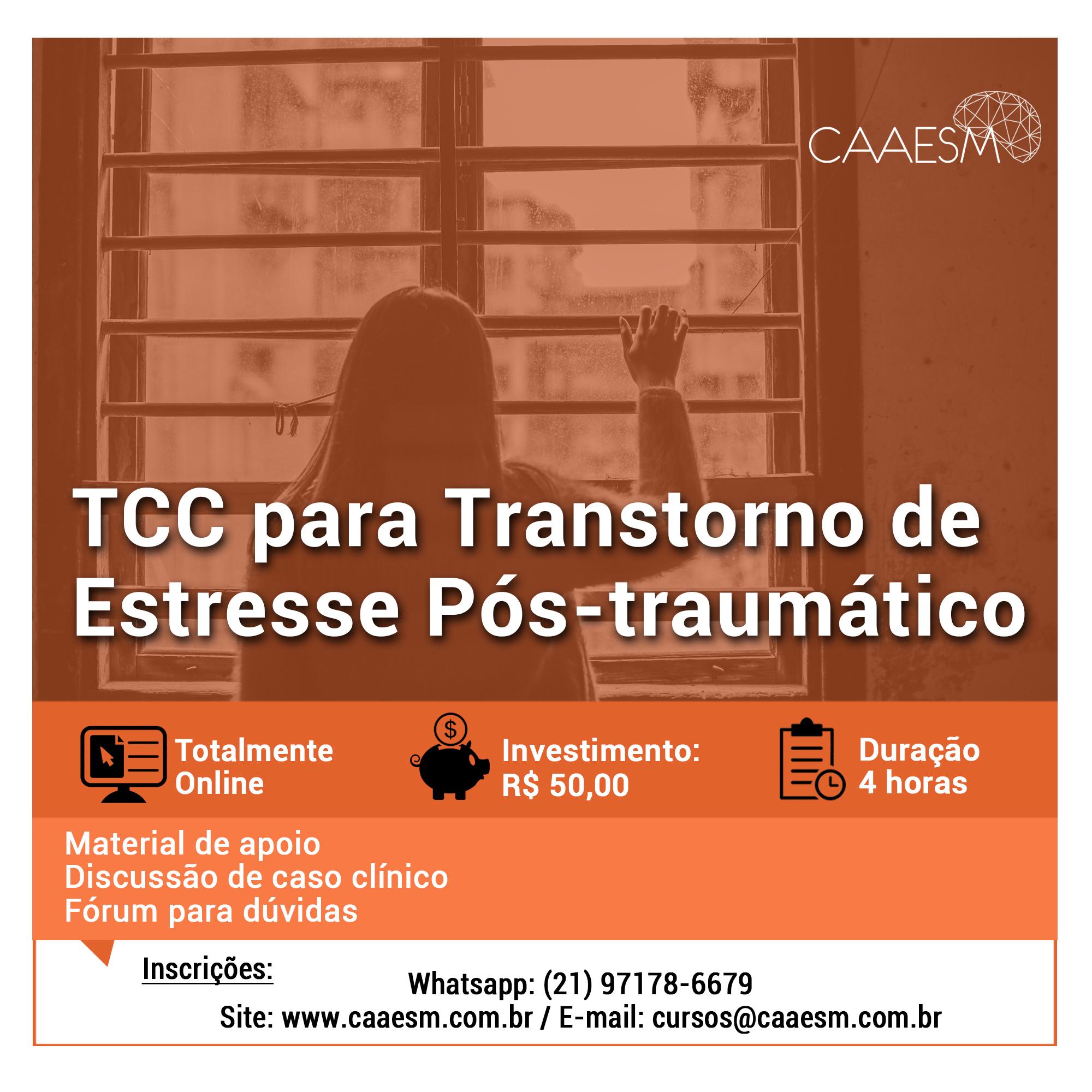 Transtorno do estresse Pós-traumático